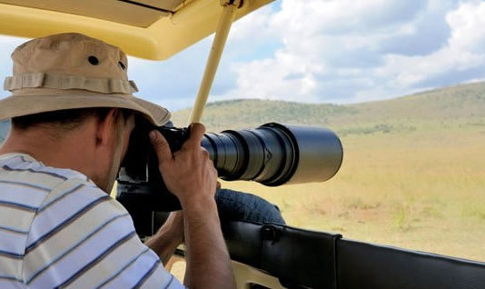Kenya Photo Safaris